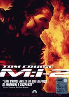 Mission: Impossible II - Italian DVD cover (xs thumbnail)