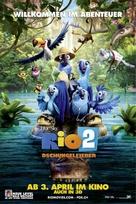 Rio 2 - Swiss Movie Poster (xs thumbnail)