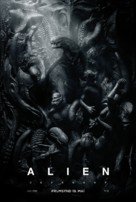 Alien: Covenant - Icelandic Movie Poster (xs thumbnail)