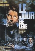 Le jour se lève - French Movie Poster (xs thumbnail)