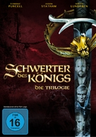 In the Name of the King - German Movie Cover (xs thumbnail)