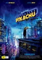Pokémon: Detective Pikachu - Australian Movie Poster (xs thumbnail)