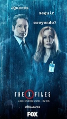 """The X Files"" - Argentinian Movie Poster (xs thumbnail)"