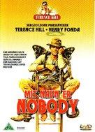 Il Mio Nome E Nessuno - Danish Movie Cover (xs thumbnail)