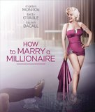 How to Marry a Millionaire - Blu-Ray cover (xs thumbnail)