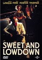 Sweet and Lowdown - Movie Cover (xs thumbnail)