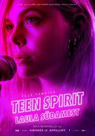 Teen Spirit - Estonian Movie Poster (xs thumbnail)