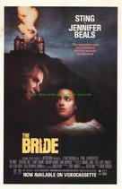 The Bride - Video release movie poster (xs thumbnail)