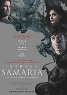 Intrigo: Samaria - German Movie Poster (xs thumbnail)