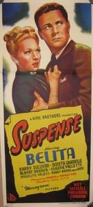 Suspense - Australian Movie Poster (xs thumbnail)