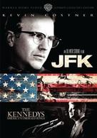 JFK - DVD cover (xs thumbnail)