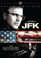 JFK - DVD movie cover (xs thumbnail)