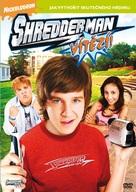 Shredderman Rules - Czech Movie Cover (xs thumbnail)