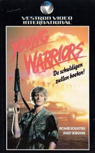 Young Warriors - Dutch Movie Cover (xs thumbnail)
