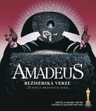 Amadeus - Czech Movie Cover (xs thumbnail)