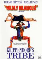 Krippendorf's Tribe - DVD cover (xs thumbnail)