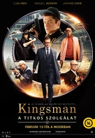 Kingsman: The Secret Service - Hungarian Movie Poster (xs thumbnail)