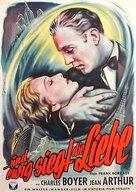 History Is Made at Night - German Movie Poster (xs thumbnail)