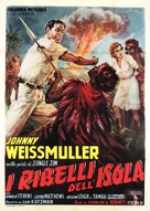 Savage Mutiny - Italian Movie Poster (xs thumbnail)