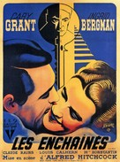 Notorious - French Movie Poster (xs thumbnail)