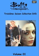 """""""Buffy the Vampire Slayer"""" - French DVD movie cover (xs thumbnail)"""