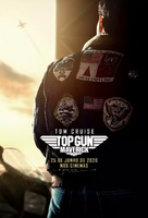 Top Gun: Maverick - Brazilian Movie Poster (xs thumbnail)
