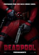Deadpool - Spanish Movie Poster (xs thumbnail)