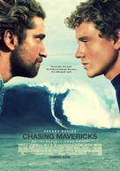 Chasing Mavericks - Movie Poster (xs thumbnail)
