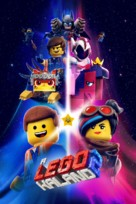 The Lego Movie 2: The Second Part - Hungarian Movie Cover (xs thumbnail)