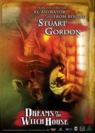 """""""Masters of Horror"""" H.P. Lovecraft's Dreams in the Witch-House - Thai poster (xs thumbnail)"""