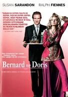 Bernard and Doris - Turkish Movie Cover (xs thumbnail)