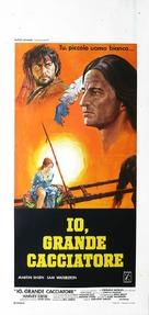Eagle's Wing - Italian Movie Poster (xs thumbnail)
