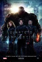 Fantastic Four - Brazilian Movie Poster (xs thumbnail)