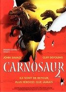 Carnosaur 2 - French Movie Poster (xs thumbnail)