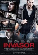 Invasor - Spanish Movie Poster (xs thumbnail)