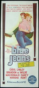 Blue Denim - Australian Movie Poster (xs thumbnail)