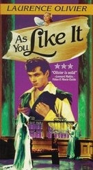 As You Like It - Movie Cover (xs thumbnail)