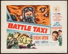 Battle Taxi - Movie Poster (xs thumbnail)