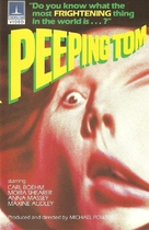 Peeping Tom - Finnish VHS movie cover (xs thumbnail)