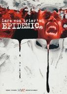 Epidemic - DVD cover (xs thumbnail)