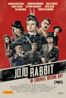 Jojo Rabbit - Australian Movie Poster (xs thumbnail)