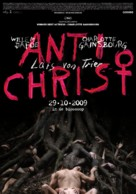 Antichrist - Dutch Movie Poster (xs thumbnail)