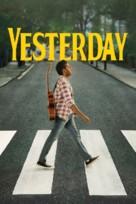 Yesterday - British Movie Cover (xs thumbnail)