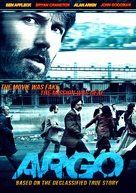 Argo - DVD movie cover (xs thumbnail)