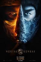 Mortal Kombat - Dutch Movie Poster (xs thumbnail)