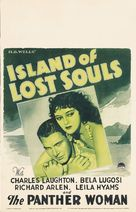 Island of Lost Souls - Movie Poster (xs thumbnail)