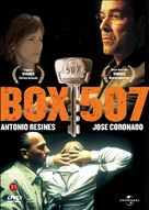 Caja 507, La - Danish DVD cover (xs thumbnail)