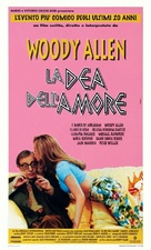 Mighty Aphrodite - Italian Theatrical movie poster (xs thumbnail)