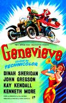 Genevieve - British Movie Poster (xs thumbnail)