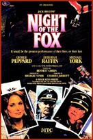 Night of the Fox - Movie Poster (xs thumbnail)